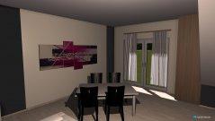 Raumgestaltung New sw lila beige in der Kategorie Wohnzimmer