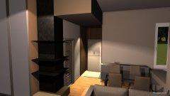 Raumgestaltung New Wings in der Kategorie Wohnzimmer