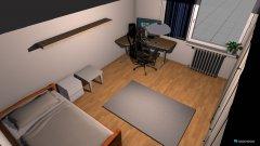 Raumgestaltung nicesterer Raum in der Kategorie Wohnzimmer