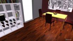 Raumgestaltung nico Wohnzimmer in der Kategorie Wohnzimmer
