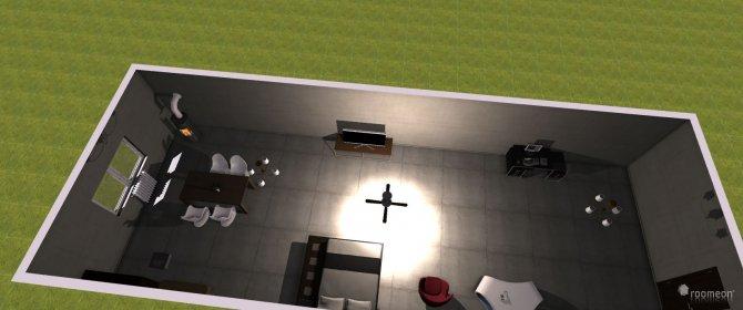 Raumgestaltung Nicos zimmer in der Kategorie Wohnzimmer