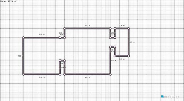 Raumgestaltung Nils Wohnung Test in der Kategorie Wohnzimmer