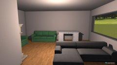 Raumgestaltung ninas proekt in der Kategorie Wohnzimmer
