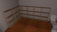 Raumgestaltung Noch ein Wohnzimmer in der Kategorie Wohnzimmer