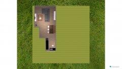 Raumgestaltung noord in der Kategorie Wohnzimmer