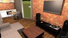 Raumgestaltung nowe forty in der Kategorie Wohnzimmer