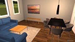 Raumgestaltung nowe mieszkanie in der Kategorie Wohnzimmer
