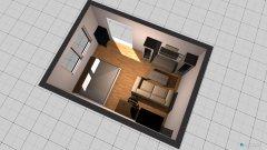 Raumgestaltung Nummer3 in der Kategorie Wohnzimmer