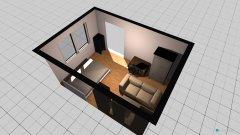 Raumgestaltung Nummer4 in der Kategorie Wohnzimmer