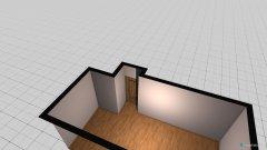 Raumgestaltung Nussbaum in der Kategorie Wohnzimmer