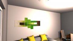 Raumgestaltung obývák in der Kategorie Wohnzimmer