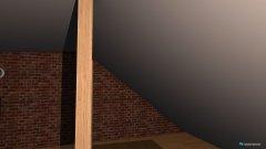 Raumgestaltung Obergeschoss Farm  in der Kategorie Wohnzimmer