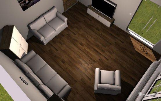 Raumgestaltung Oblender in der Kategorie Wohnzimmer