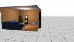 Raumgestaltung obyv in der Kategorie Wohnzimmer