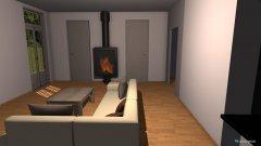 Raumgestaltung obyvacka olsavica in der Kategorie Wohnzimmer