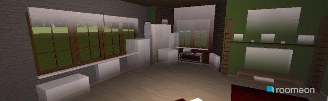 Raumgestaltung obyvacka in der Kategorie Wohnzimmer