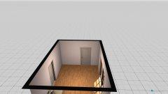 Raumgestaltung obyvak3 in der Kategorie Wohnzimmer