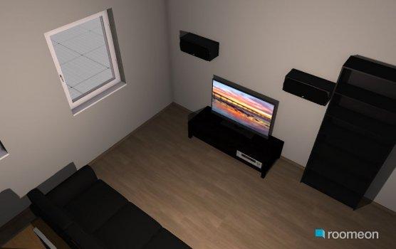 Raumgestaltung oder vielleicht doch so? in der Kategorie Wohnzimmer