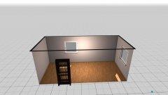 Raumgestaltung OG in der Kategorie Wohnzimmer