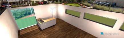 Raumgestaltung Ohm's living room001 in der Kategorie Wohnzimmer