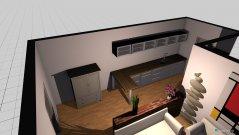 Raumgestaltung Oldenburg Wohnzimmer in der Kategorie Wohnzimmer