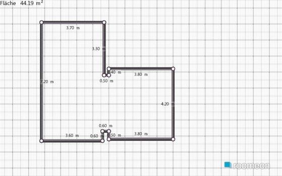 Raumgestaltung oli_vani in der Kategorie Wohnzimmer