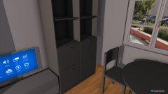 Raumgestaltung Oma WZ in der Kategorie Wohnzimmer