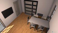 Raumgestaltung omis wohnzimmer in der Kategorie Wohnzimmer