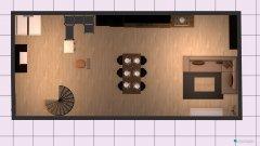 Raumgestaltung ons eigen huis in der Kategorie Wohnzimmer