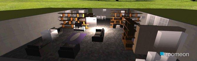 Raumgestaltung onur burak su  in der Kategorie Wohnzimmer