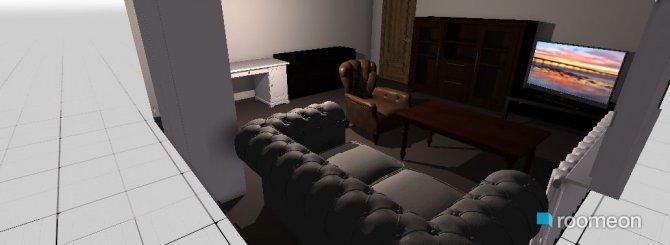 Raumgestaltung Opa in der Kategorie Wohnzimmer