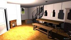 Raumgestaltung Osna in der Kategorie Wohnzimmer