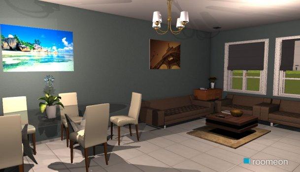 Raumgestaltung Our HOUSE prt.1 in der Kategorie Wohnzimmer