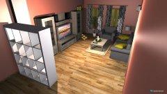 Raumgestaltung Our Living Room - Vitosha in der Kategorie Wohnzimmer