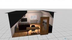 Raumgestaltung Oybin Wohnzimmer 3 in der Kategorie Wohnzimmer