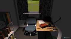 Raumgestaltung Pablo´s Zimmer in der Kategorie Wohnzimmer