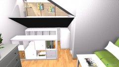 Raumgestaltung Palais Kreindl 2 in der Kategorie Wohnzimmer
