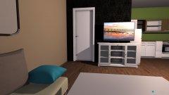 Raumgestaltung palm in der Kategorie Wohnzimmer