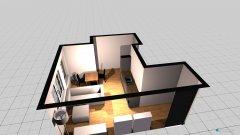 Raumgestaltung Palmaille in der Kategorie Wohnzimmer