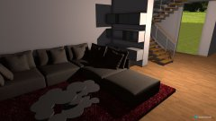 Raumgestaltung Panfilov in der Kategorie Wohnzimmer