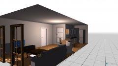 Raumgestaltung pankow in der Kategorie Wohnzimmer