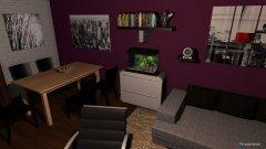 Raumgestaltung papa muster in der Kategorie Wohnzimmer