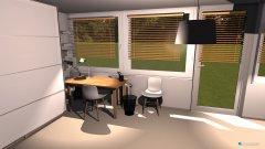Raumgestaltung Papas Wohnung in der Kategorie Wohnzimmer