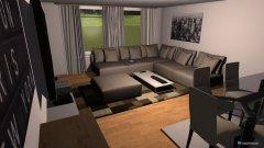 Raumgestaltung Parsch_WZ in der Kategorie Wohnzimmer