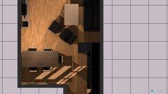 Raumgestaltung Patrick Wohnung in der Kategorie Wohnzimmer