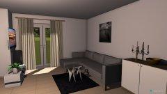 Raumgestaltung Patrick Wohnzimmer 2 in der Kategorie Wohnzimmer