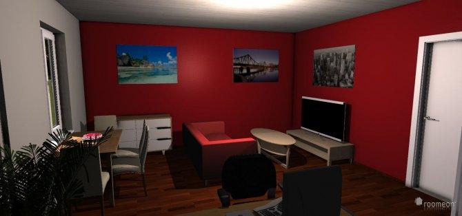 Raumgestaltung Patricks Raum in der Kategorie Wohnzimmer