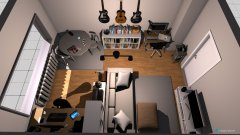 Raumgestaltung Paul+Henny in der Kategorie Wohnzimmer