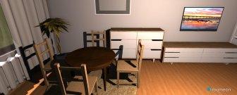 Raumgestaltung Pegs projekt in der Kategorie Wohnzimmer