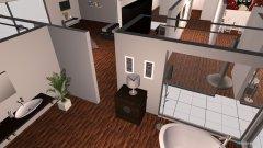 Raumgestaltung Penthouse Markillus OG in der Kategorie Wohnzimmer
